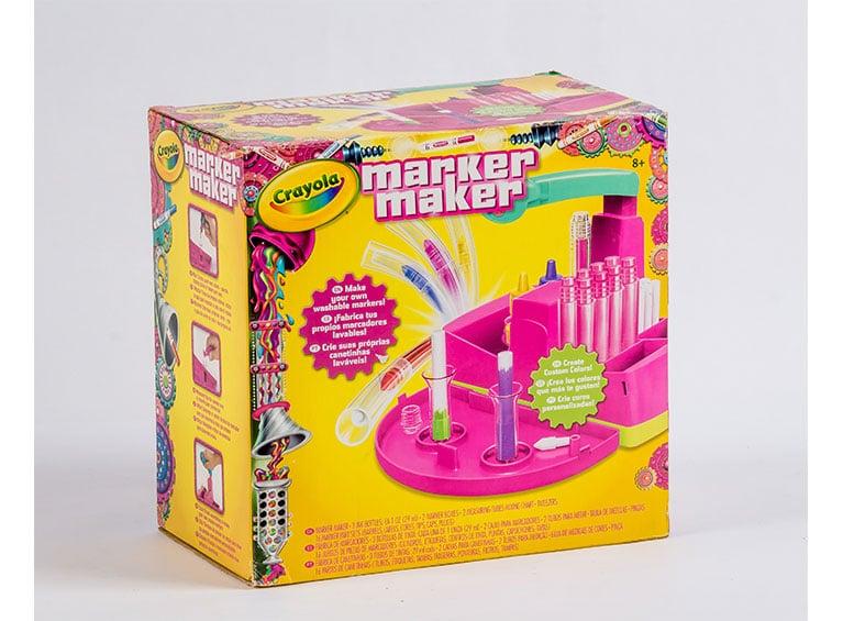 ClubMiles - Fábrica de marcadores Crayola