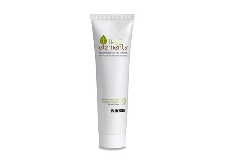 Máscara exfoliante