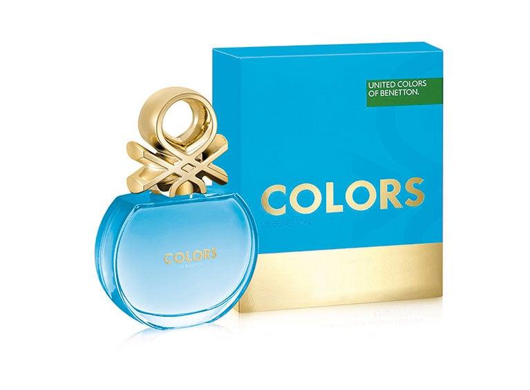 Blue women Benetton