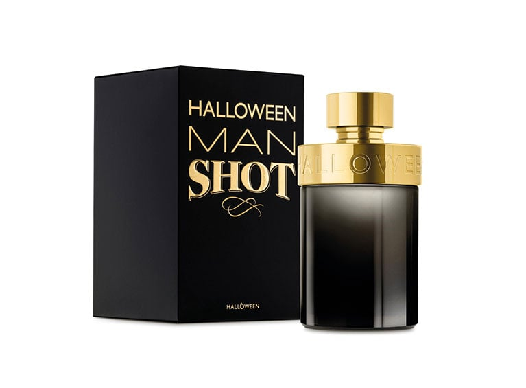 Hallowen shot men