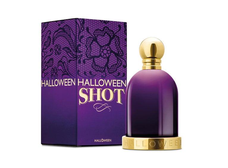 Hallowen shot woman