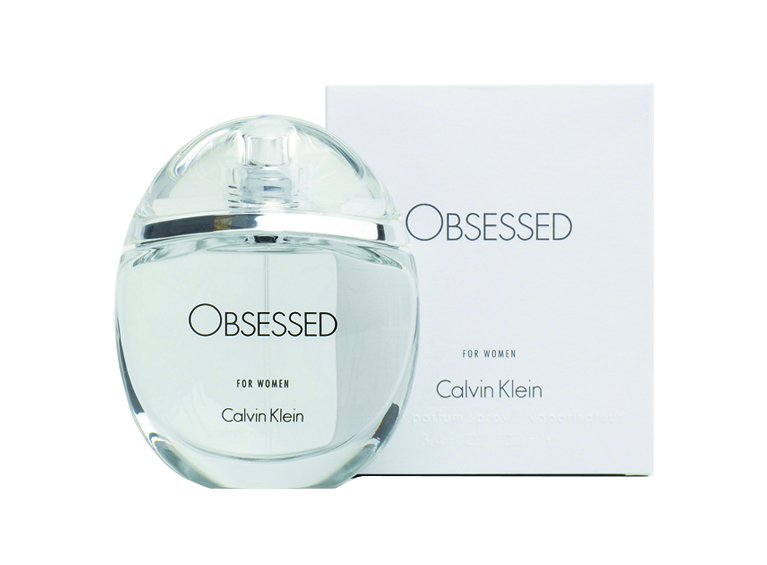 Obsessed for women by Calvin Klein