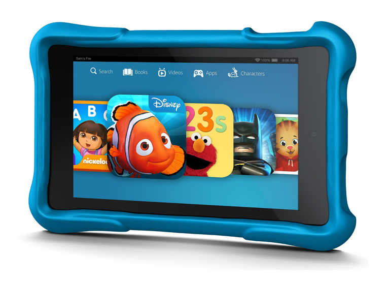 Fire Kids Tablet