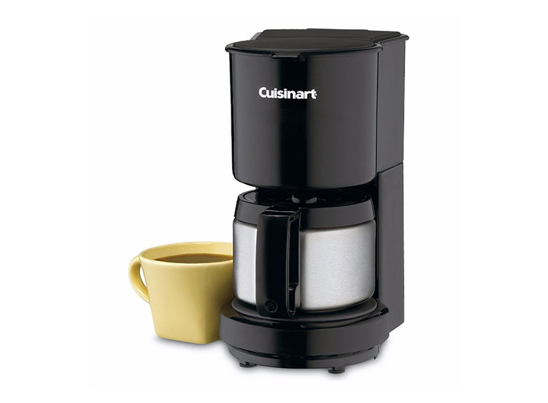 Cafetera 4 tazas