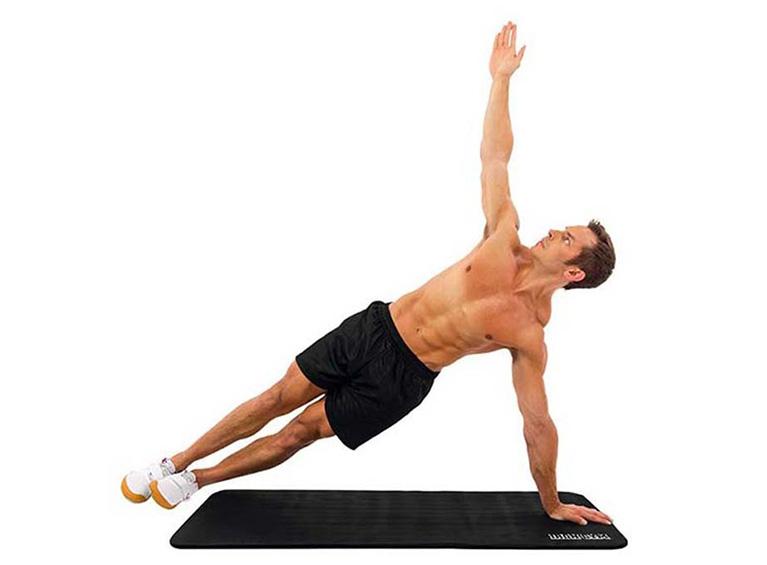 Colchoneta ejercicio
