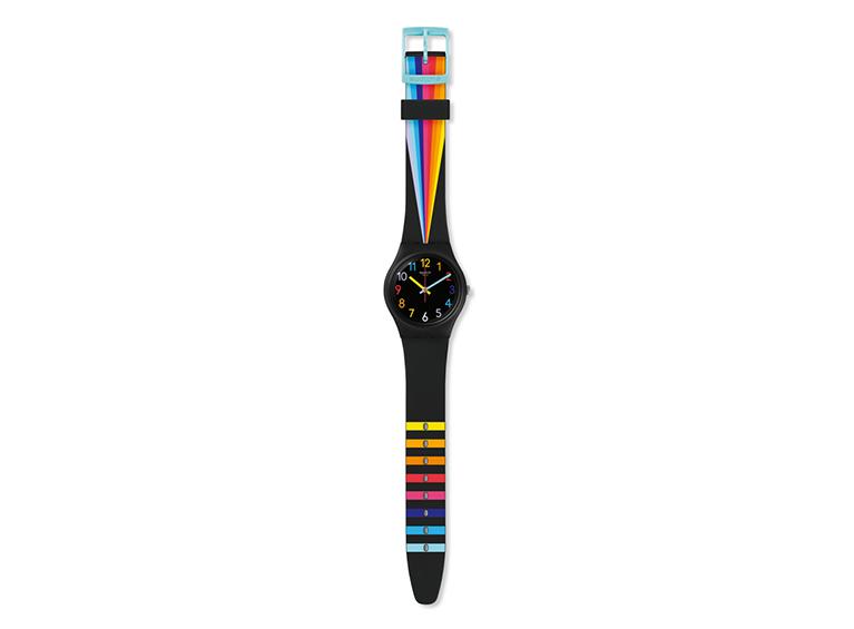 Reloj Fuente Colores