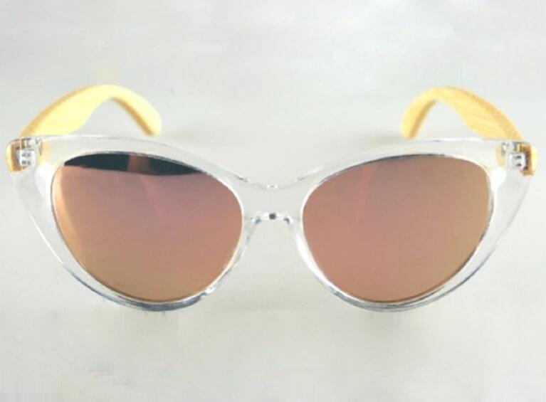 Gafas Rosegold