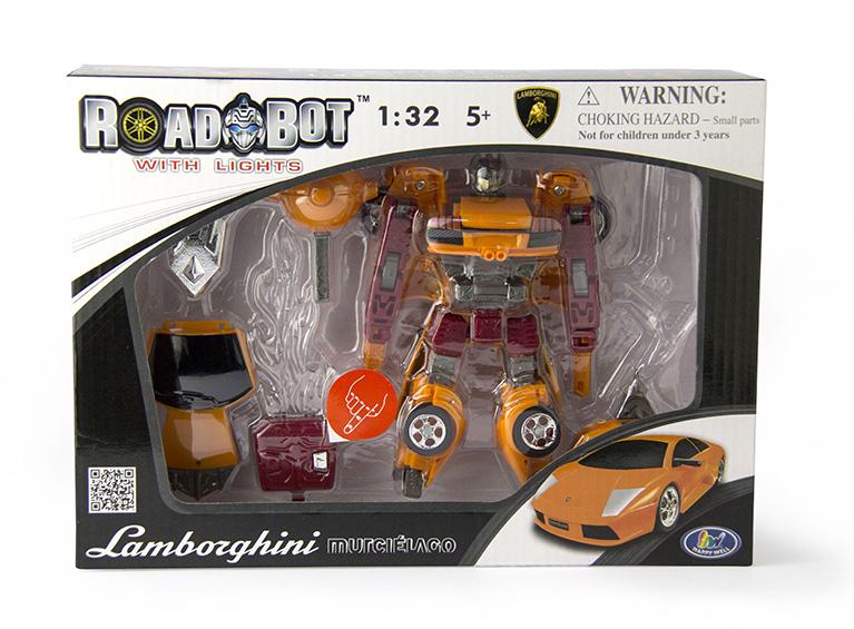 Robot Lamborghini Murciélago