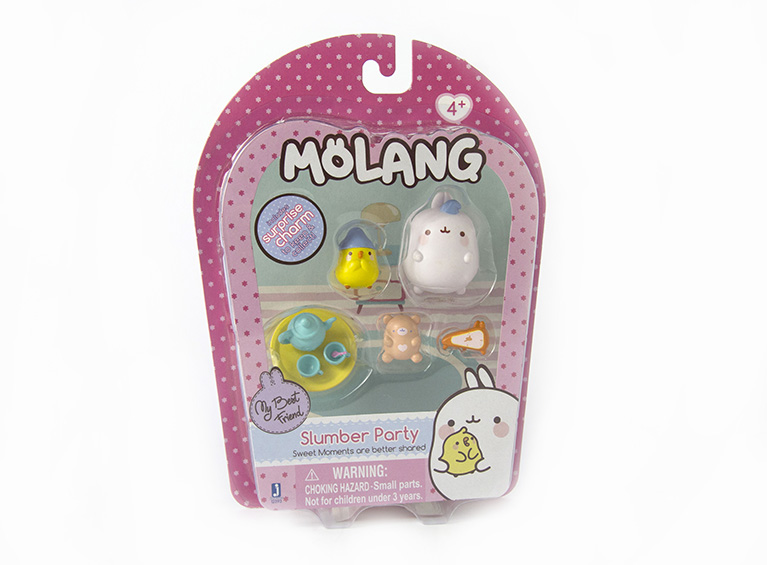 Multipack figuras Molang