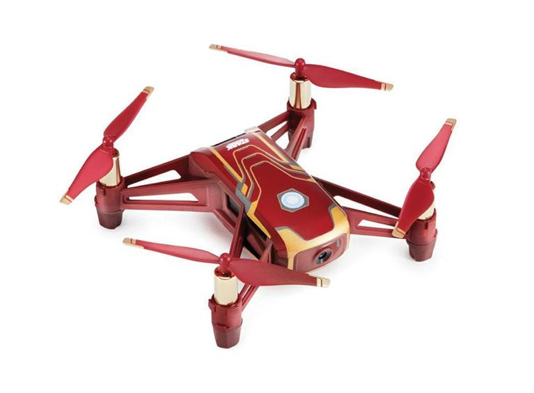 Mini Dron Dji Iron Man