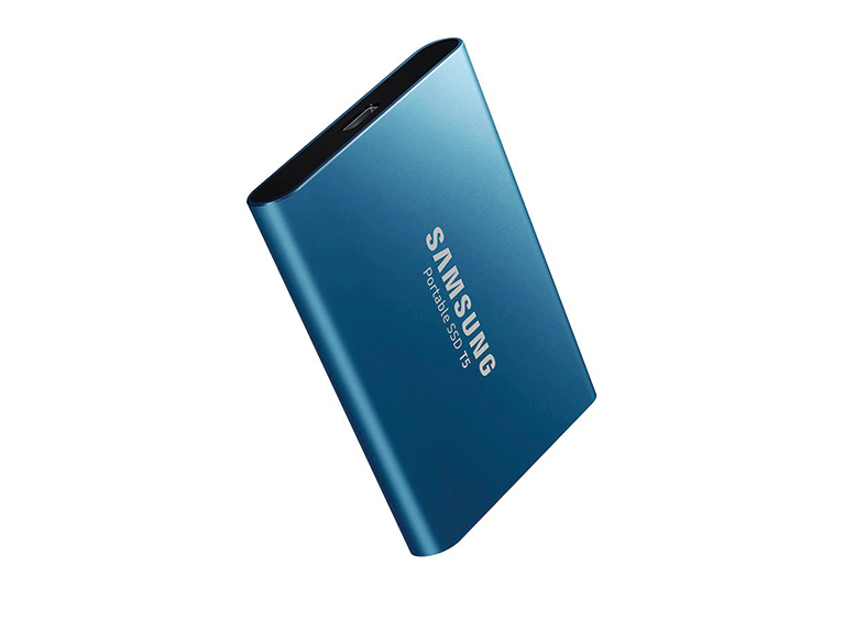 Disco Samsung SSD T7