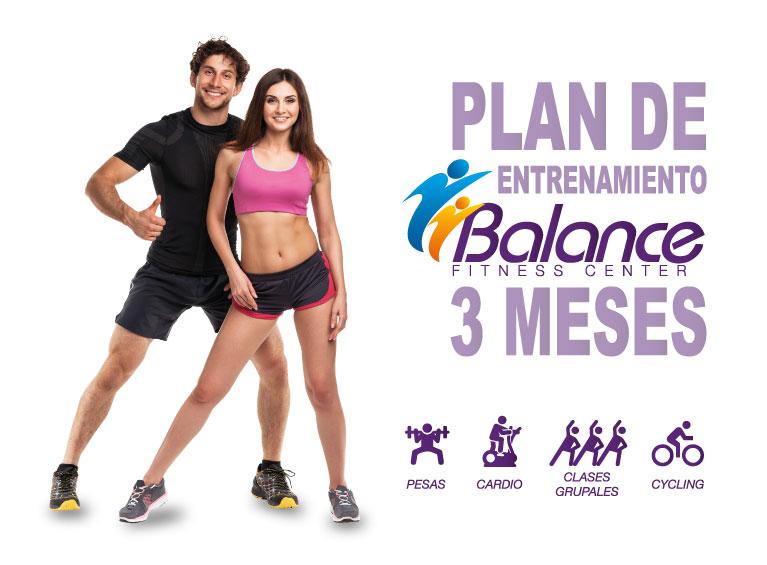 Plan Fitness gimnasio