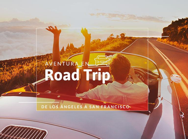 Road trip,  de Los Ángeles a San Francisco
