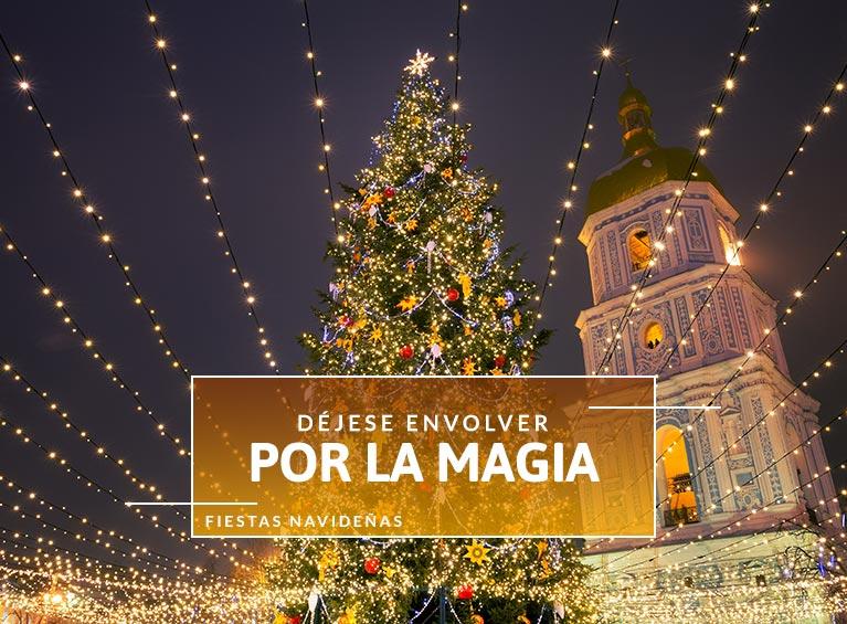 Cientos de colores y tradiciones  le esperan esta Navidad