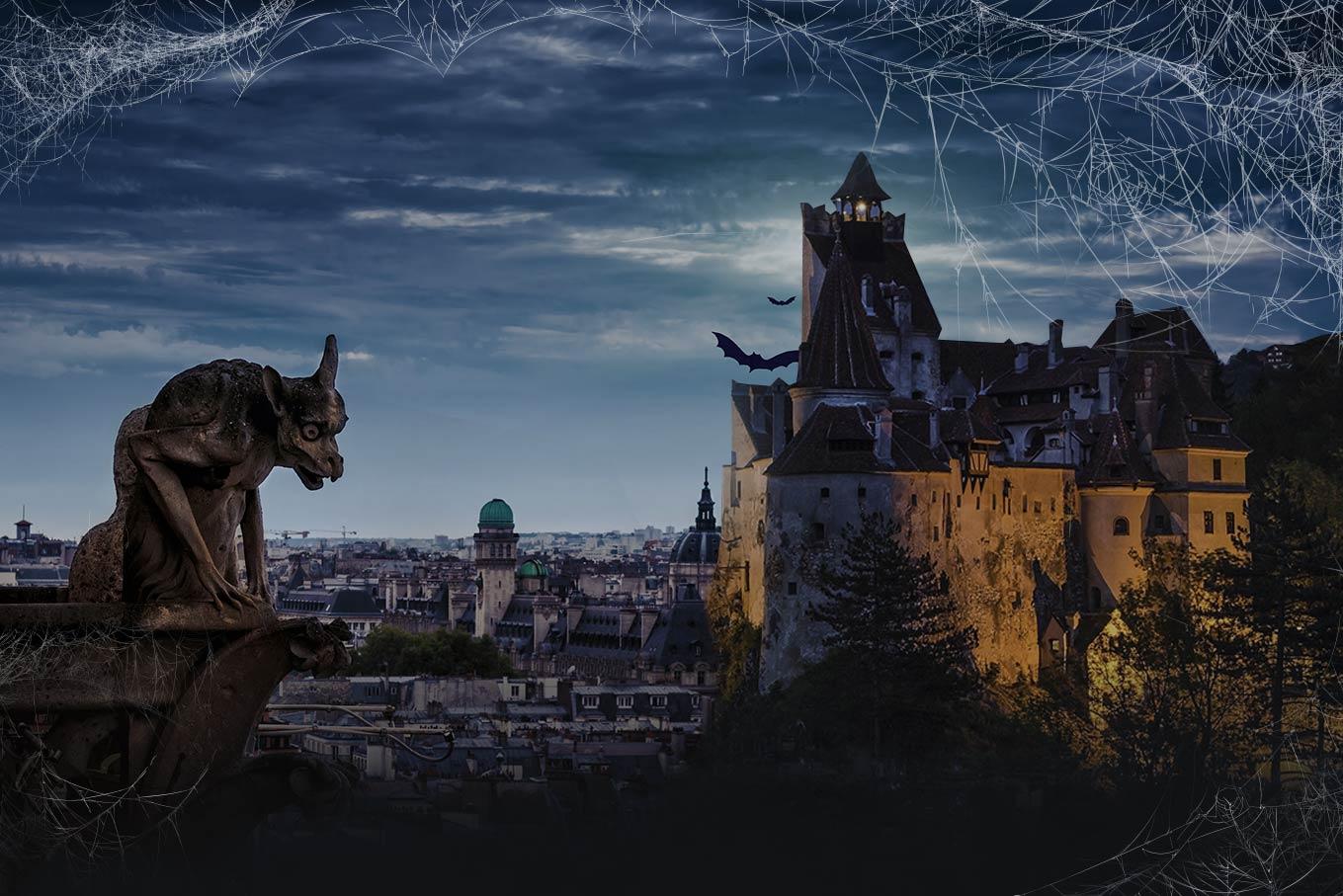 Halloween alrededor Del Mundo