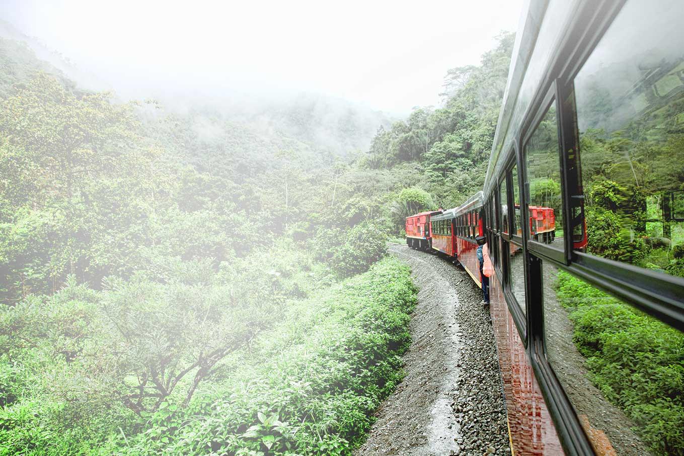 Recorra en Tren Ecuador